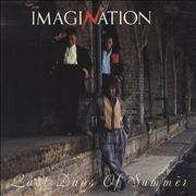 Click here for more info about 'Imagination - Last Days Of Summer'