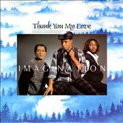 Click here for more info about 'Imagination - Thank You My Love'