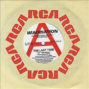 Click here for more info about 'Imagination - The Last Time'