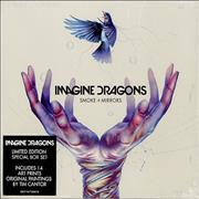 Click here for more info about 'Imagine Dragons - Smoke + Mirrors'
