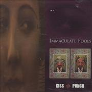 Click here for more info about 'Immaculate Fools - Kiss And Punch'