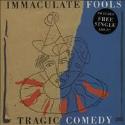 Click here for more info about 'Immaculate Fools - Tragic Comedy - Double pack - Hype Stickered'