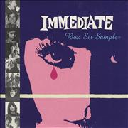 Click here for more info about 'Immediate Label - Box Set Sampler'