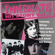 Click here for more info about 'Immediate Label - The Immediate Hit Story Vol.1'