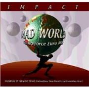 Impact Mad World UK CD single