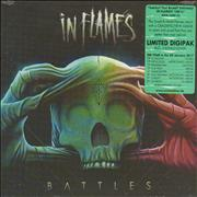 Click here for more info about 'In Flames - Battles'