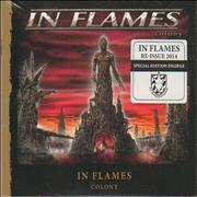 Click here for more info about 'In Flames - Colony'