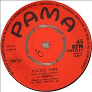 Click here for more info about 'In Flames (Reggae) - Rocket Man'