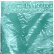 Click here for more info about 'In Motion - For An Evening's Velvet Ending EP'
