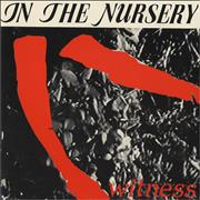 Click here for more info about 'In The Nursery - Witness To A Scream'