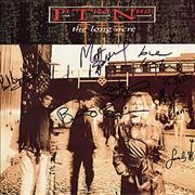 Click here for more info about 'In Tua Nua - The Long Acre - autographed sleeve'