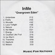 Click here for more info about 'InMe - Overgrown Eden'