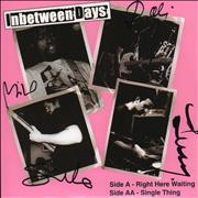 Click here for more info about 'Inbetween Days - Right Here Waiting'