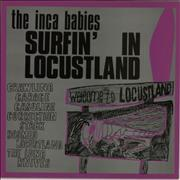 Click here for more info about 'Inca Babies - Surfin' In Locustland'