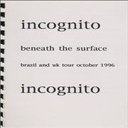 Click here for more info about 'Incognito - Beneath The Surface - Tour Itinerary'