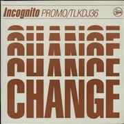 Click here for more info about 'Incognito - Change'