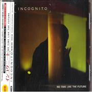 Click here for more info about 'Incognito - No Time Like The Future'