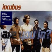 Click here for more info about 'Incubus - Are You In?'