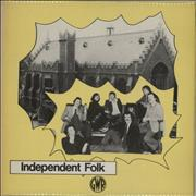 Click here for more info about 'Independent Folk - Independent Folk'