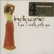 Click here for more info about 'India.Arie - Can I Walk With You'
