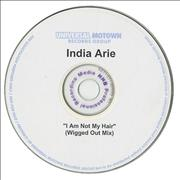 Click here for more info about 'India.Arie - I Am Not My Hair - Wigged Out Mix'