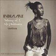 Click here for more info about 'India.Arie - Testimony: Vol.1, Life & Relationship Album Sampler'