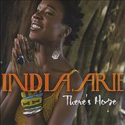 Click here for more info about 'India.Arie - There's Hope'