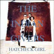 Click here for more info about 'Indian Givers - Hatcheck Girl - Extended Mix'