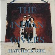 Click here for more info about 'Indian Givers - Hatcheck Girl'