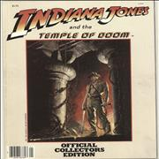 Click here for more info about 'Indiana Jones - Indiana Jones And The Temple Of Doom Collectors Magazine'