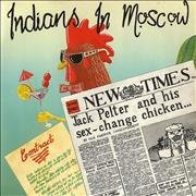Click here for more info about 'Indians In Moscow - Jack Pelter And His Sex-Change Chicken - White Vinyl'