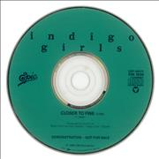 Click here for more info about 'Indigo Girls - Closer To Fine'
