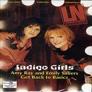 Click here for more info about 'Indigo Girls - LN - Lesbian News - Vol.29 No.12 July'