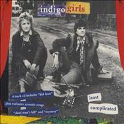 Click here for more info about 'Indigo Girls - Least Complicated'