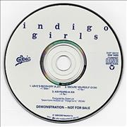 Click here for more info about 'Indigo Girls - Love's Recovery'