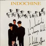 Click here for more info about 'Indochine - La Chevauche Des Champs De Ble'