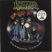 Click here for more info about 'Infectious Grooves - The Plague That Makes Your Booty Move'