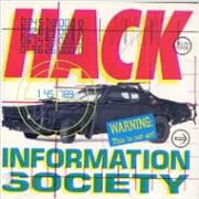 Click here for more info about 'Information Society - Hack'