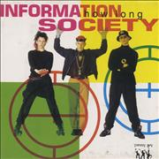 Click here for more info about 'Information Society - How Long - Snapped'