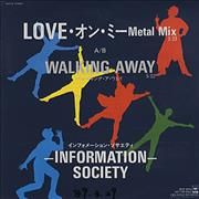 Click here for more info about 'Information Society - Lay All Your Love On Me - Metal Mix'
