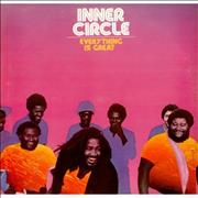Click here for more info about 'Inner Circle - Everything Is Great - Blue Label'