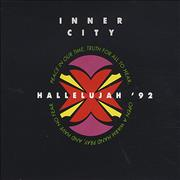 Click here for more info about 'Inner City - Hallelujah '92'