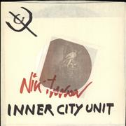 Click here for more info about 'Inner City Unit - Solitary Ashtray - AUTOGRAPHED'
