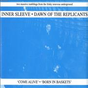Click here for more info about 'Inner Sleeve (Indie) - Come Alive'