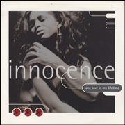 Click here for more info about 'Innocence - One Love In My Lifetime'
