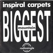 Click here for more info about 'Inspiral Carpets - Biggest Mountain'
