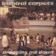 Click here for more info about 'Inspiral Carpets - Dragging Me Down'