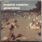 Click here for more info about 'Inspiral Carpets - Generations - CD1'