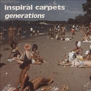 Click here for more info about 'Inspiral Carpets - Generations - Part 1 & 2'