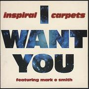 Click here for more info about 'Inspiral Carpets - I Want You - 2-CD Box Set'
